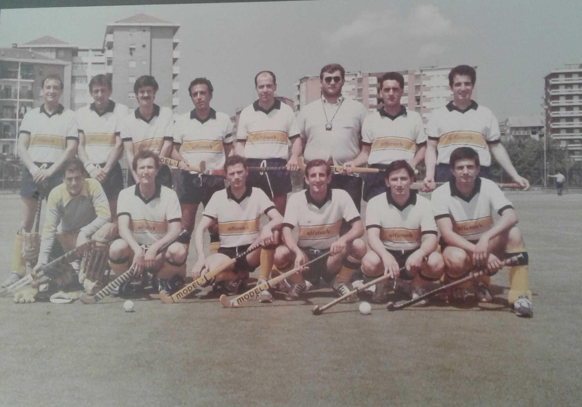 Hockey Club Genova anni 80