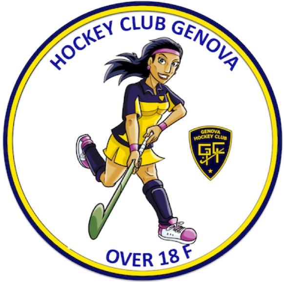 Over 18F prima squadra femminile dell'novaHockey Club Ge