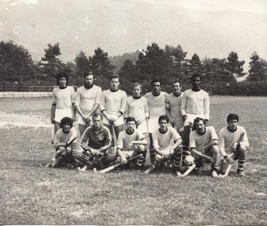 Hockey Club Genova anni 70
