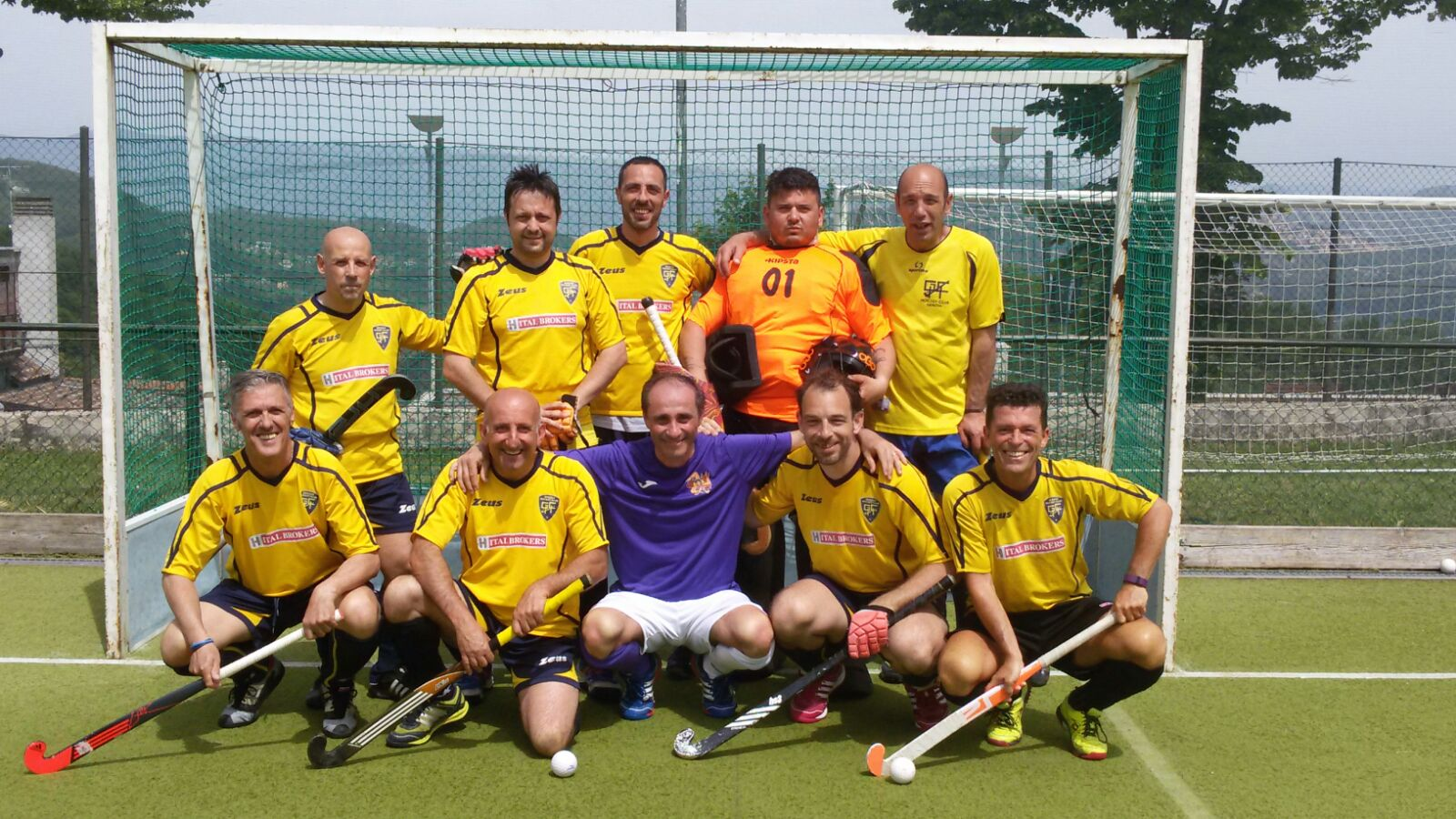 Hockey Club Genova torneo
